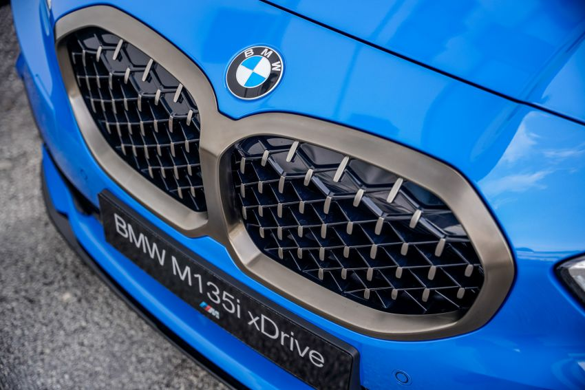 2020 F40 BMW M135i xDrive launched in Malaysia – AMG A35 rival with 306 PS, 450 Nm; priced at RM356k Image #1151574