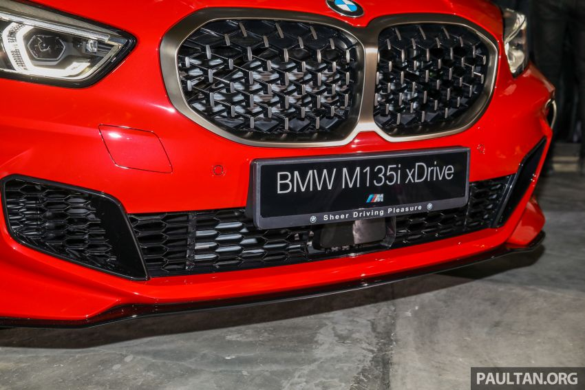 2020 F40 BMW M135i xDrive launched in Malaysia – AMG A35 rival with 306 PS, 450 Nm; priced at RM356k Image #1151725