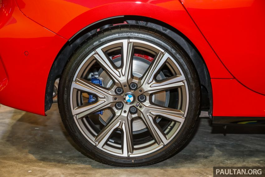 2020 F40 BMW M135i xDrive launched in Malaysia – AMG A35 rival with 306 PS, 450 Nm; priced at RM356k Image #1151731