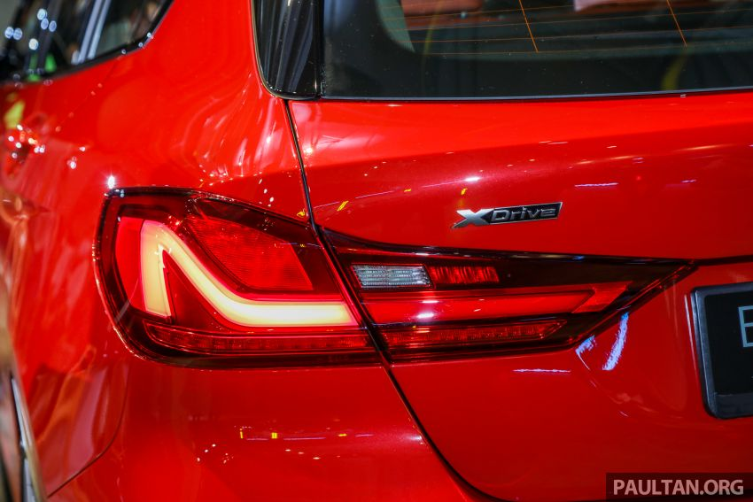 2020 F40 BMW M135i xDrive launched in Malaysia – AMG A35 rival with 306 PS, 450 Nm; priced at RM356k Image #1151733