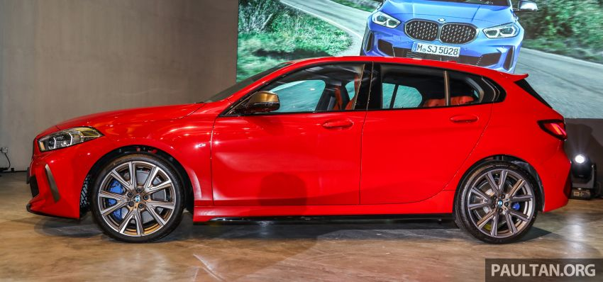 2020 F40 BMW M135i xDrive launched in Malaysia – AMG A35 rival with 306 PS, 450 Nm; priced at RM356k Image #1151718