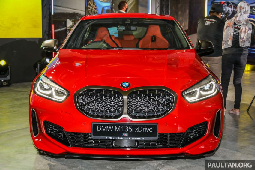 2020 F40 BMW M135i xDrive launched in Malaysia – AMG A35 rival with 306 PS, 450 Nm; priced at RM356k Image #1151719