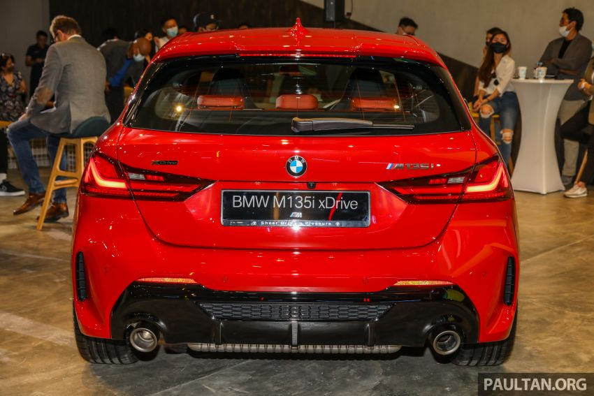 2020 F40 BMW M135i xDrive launched in Malaysia – AMG A35 rival with 306 PS, 450 Nm; priced at RM356k Image #1151720