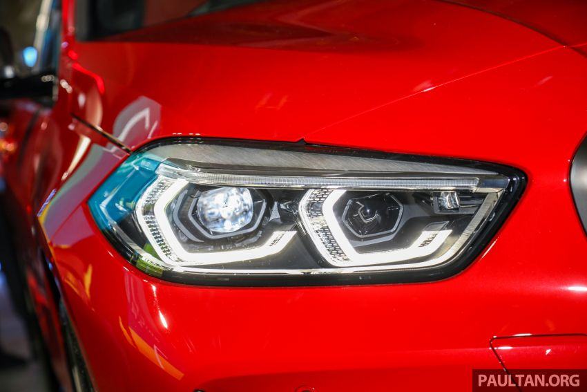 2020 F40 BMW M135i xDrive launched in Malaysia – AMG A35 rival with 306 PS, 450 Nm; priced at RM356k Image #1151722