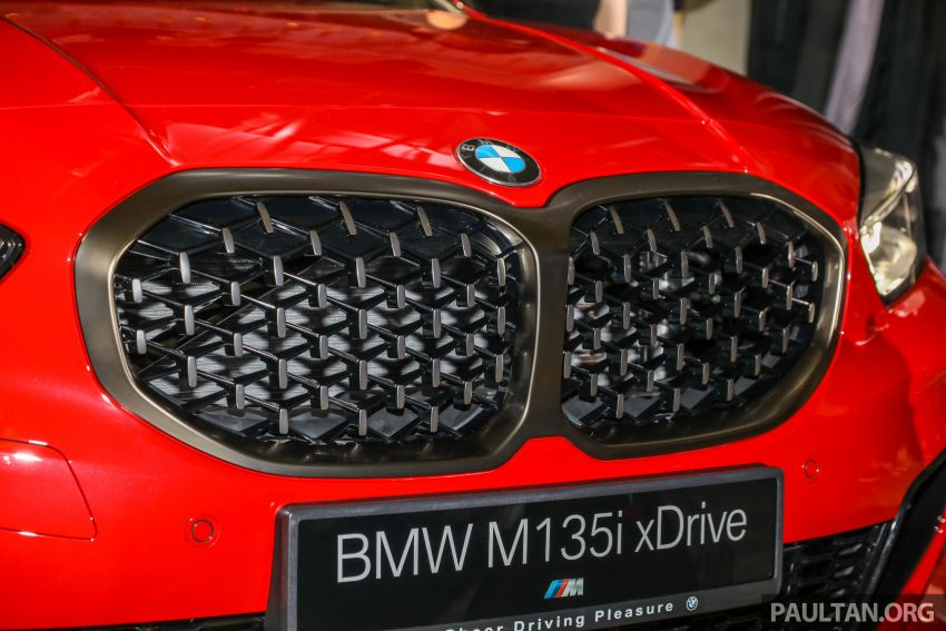 2020 F40 BMW M135i xDrive launched in Malaysia – AMG A35 rival with 306 PS, 450 Nm; priced at RM356k Image #1151724