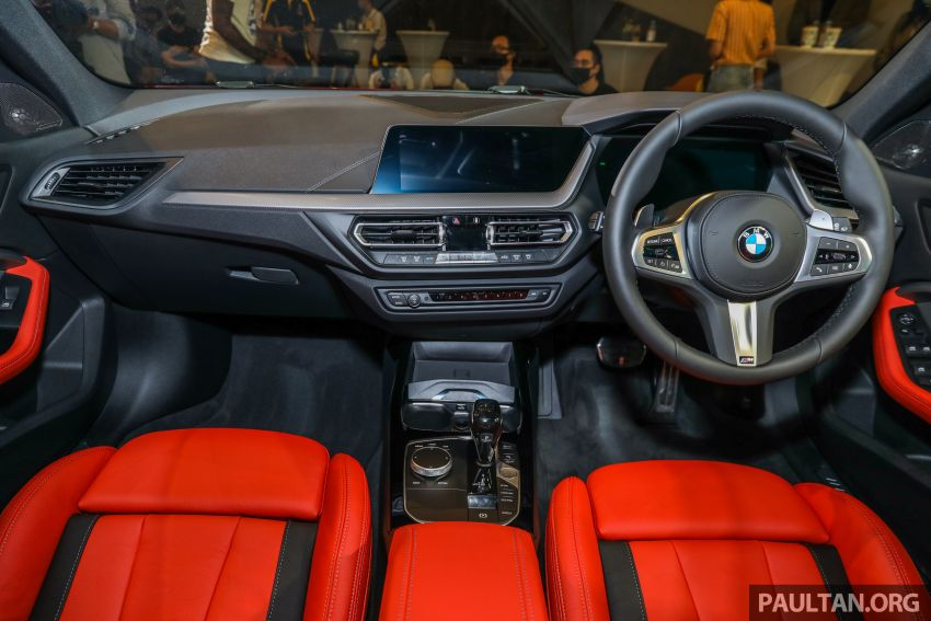 2020 F40 BMW M135i xDrive launched in Malaysia – AMG A35 rival with 306 PS, 450 Nm; priced at RM356k Image #1151742