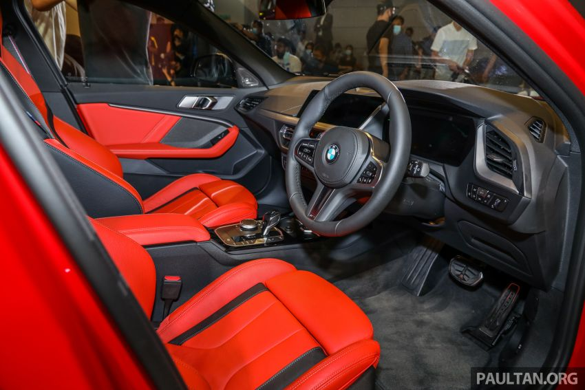 2020 F40 BMW M135i xDrive launched in Malaysia – AMG A35 rival with 306 PS, 450 Nm; priced at RM356k Image #1151743