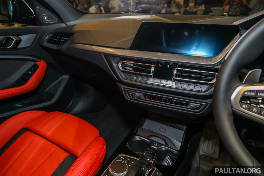 2020 F40 BMW M135i xDrive launched in Malaysia – AMG A35 rival with 306 PS, 450 Nm; priced at RM356k Image #1151749