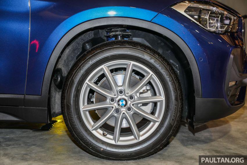 BMW X1 sDrive 18i kini di Malaysia – RM208,368, enjin tiga-silinder 1.5 liter turbo berkuasa 140 PS/220 Nm Image #1151966