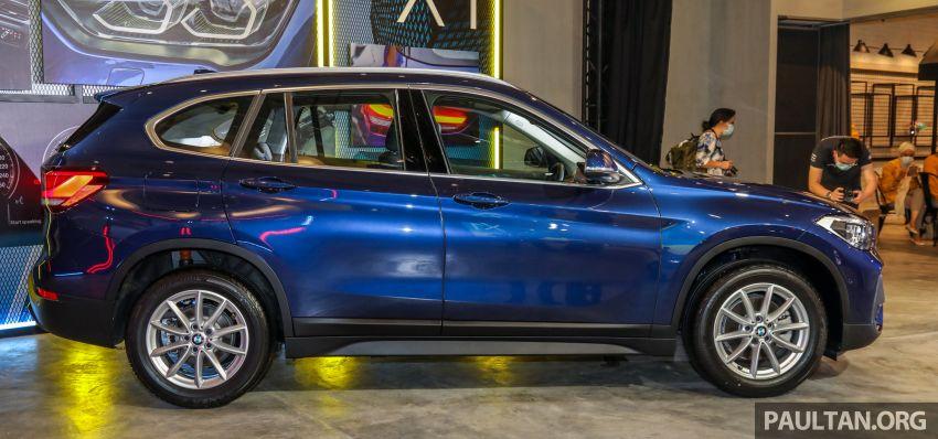 BMW X1 sDrive 18i kini di Malaysia – RM208,368, enjin tiga-silinder 1.5 liter turbo berkuasa 140 PS/220 Nm Image #1151955