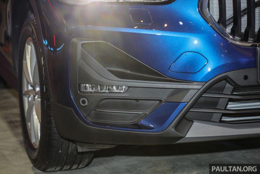 BMW X1 sDrive 18i kini di Malaysia – RM208,368, enjin tiga-silinder 1.5 liter turbo berkuasa 140 PS/220 Nm Image #1151960