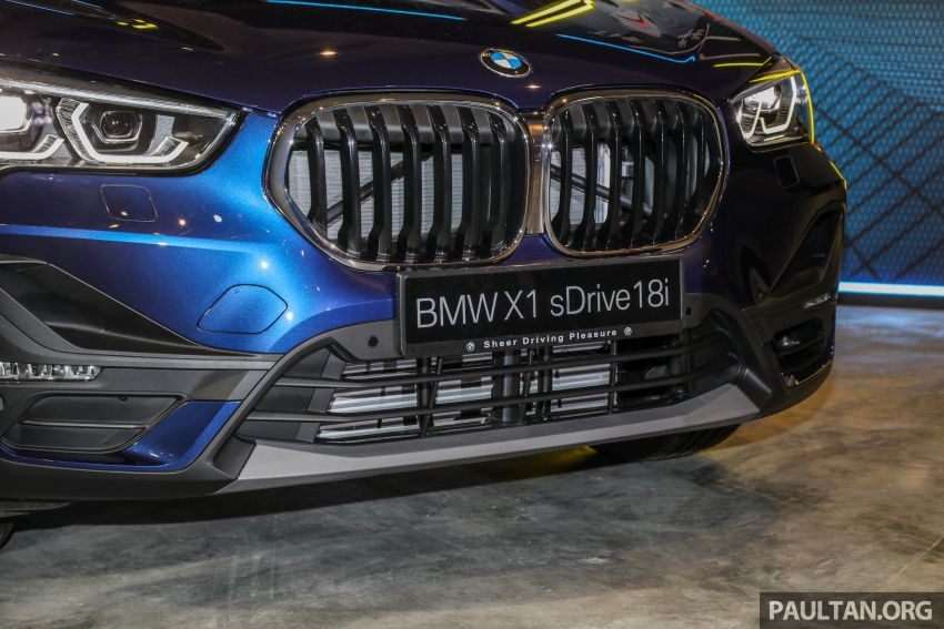 2020 F48 BMW X1 sDrive18i launched in Malaysia – 1.5L turbo three-cylinder with 140 PS; AEB; RM208k Image #1151788
