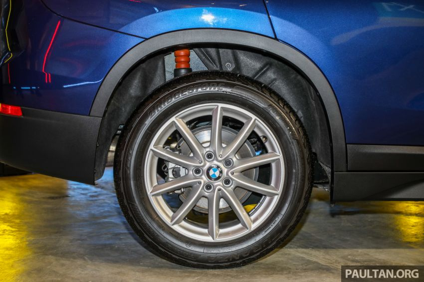 2020 F48 BMW X1 sDrive18i launched in Malaysia – 1.5L turbo three-cylinder with 140 PS; AEB; RM208k Image #1151793