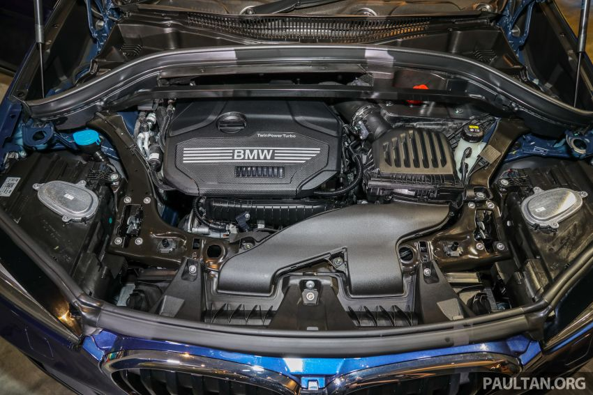 2020 F48 BMW X1 sDrive18i launched in Malaysia – 1.5L turbo three-cylinder with 140 PS; AEB; RM208k Image #1151802