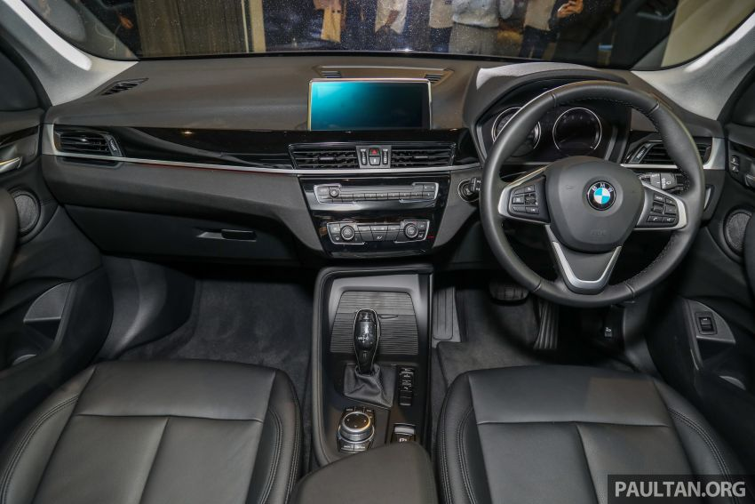 2020 F48 BMW X1 sDrive18i launched in Malaysia – 1.5L turbo three-cylinder with 140 PS; AEB; RM208k Image #1151805