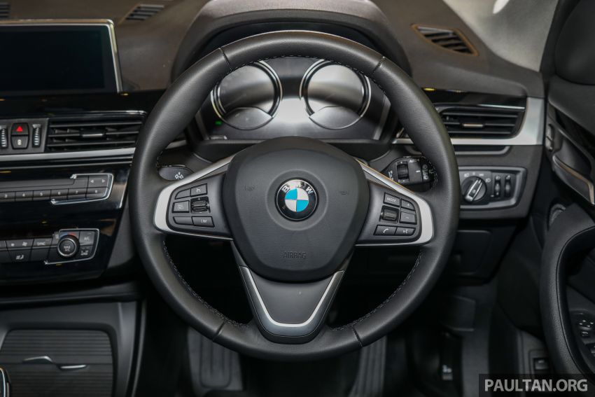 2020 F48 BMW X1 sDrive18i launched in Malaysia – 1.5L turbo three-cylinder with 140 PS; AEB; RM208k Image #1151808