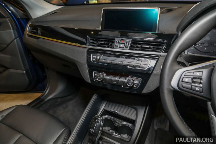 2020 F48 BMW X1 sDrive18i launched in Malaysia – 1.5L turbo three-cylinder with 140 PS; AEB; RM208k Image #1151809