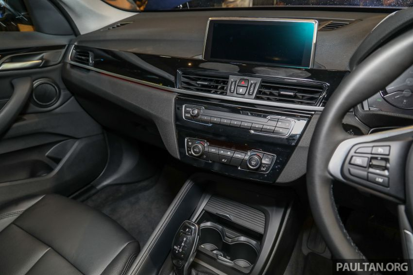 2020 F48 BMW X1 sDrive18i launched in Malaysia – 1.5L turbo three-cylinder with 140 PS; AEB; RM208k Image #1151811
