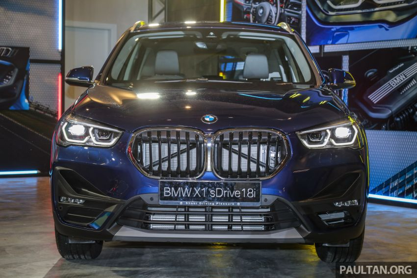 2020 F48 BMW X1 sDrive18i launched in Malaysia – 1.5L turbo three-cylinder with 140 PS; AEB; RM208k Image #1151781