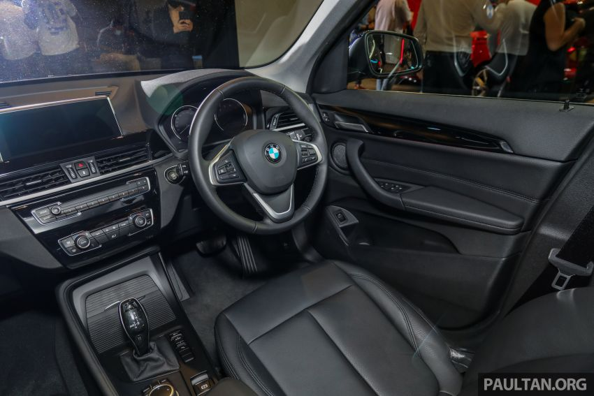 2020 F48 BMW X1 sDrive18i launched in Malaysia – 1.5L turbo three-cylinder with 140 PS; AEB; RM208k Image #1151822