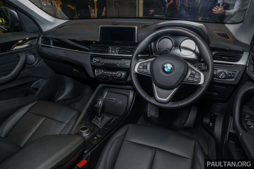 2020 F48 BMW X1 sDrive18i launched in Malaysia – 1.5L turbo three-cylinder with 140 PS; AEB; RM208k Image #1151823