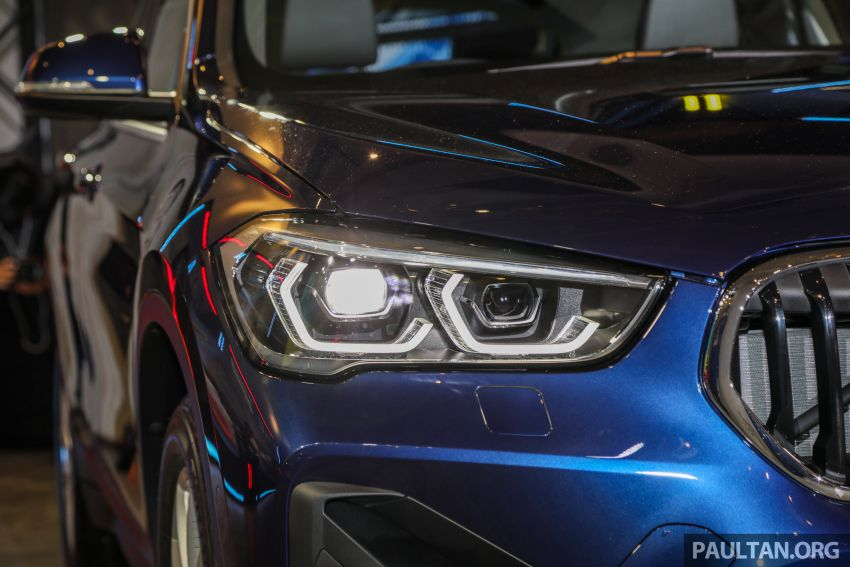 2020 F48 BMW X1 sDrive18i launched in Malaysia – 1.5L turbo three-cylinder with 140 PS; AEB; RM208k Image #1151785
