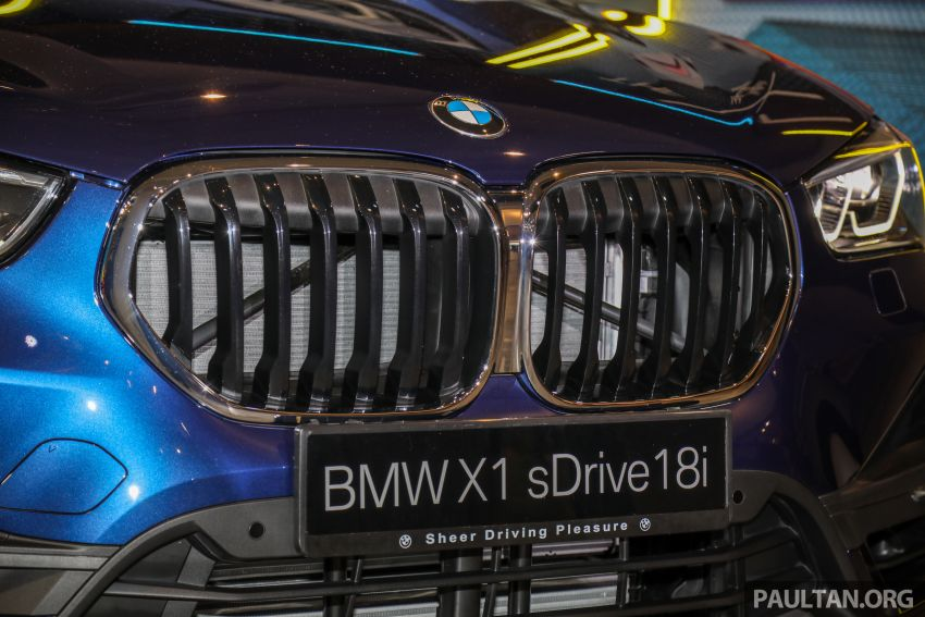 2020 F48 BMW X1 sDrive18i launched in Malaysia – 1.5L turbo three-cylinder with 140 PS; AEB; RM208k Image #1151787