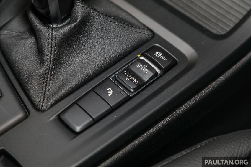 BMW X1 sDrive 18i kini di Malaysia – RM208,368, enjin tiga-silinder 1.5 liter turbo berkuasa 140 PS/220 Nm Image #1151991