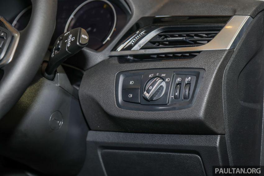 BMW X1 sDrive 18i kini di Malaysia – RM208,368, enjin tiga-silinder 1.5 liter turbo berkuasa 140 PS/220 Nm Image #1151998