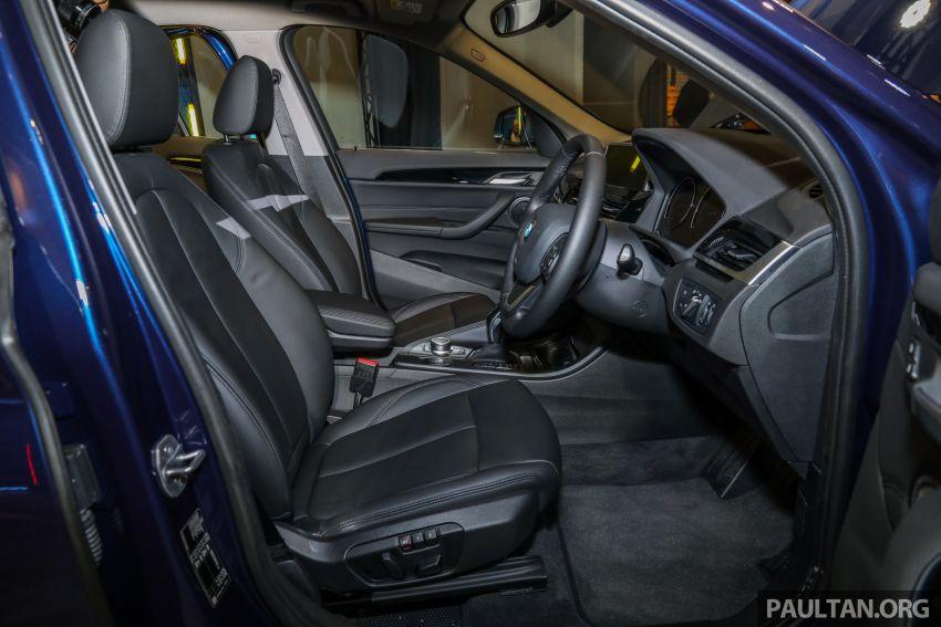BMW X1 sDrive 18i kini di Malaysia – RM208,368, enjin tiga-silinder 1.5 liter turbo berkuasa 140 PS/220 Nm Image #1152004