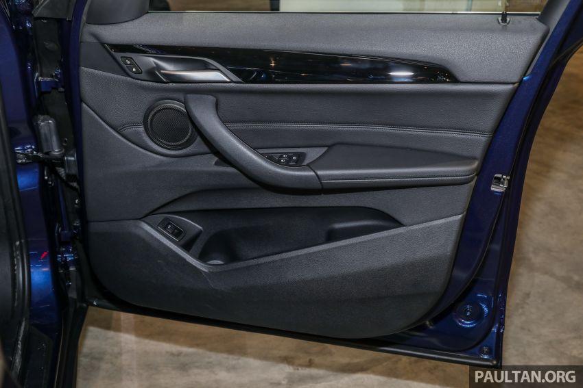 BMW X1 sDrive 18i kini di Malaysia – RM208,368, enjin tiga-silinder 1.5 liter turbo berkuasa 140 PS/220 Nm Image #1152008