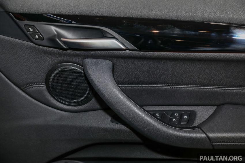 BMW X1 sDrive 18i kini di Malaysia – RM208,368, enjin tiga-silinder 1.5 liter turbo berkuasa 140 PS/220 Nm Image #1152010