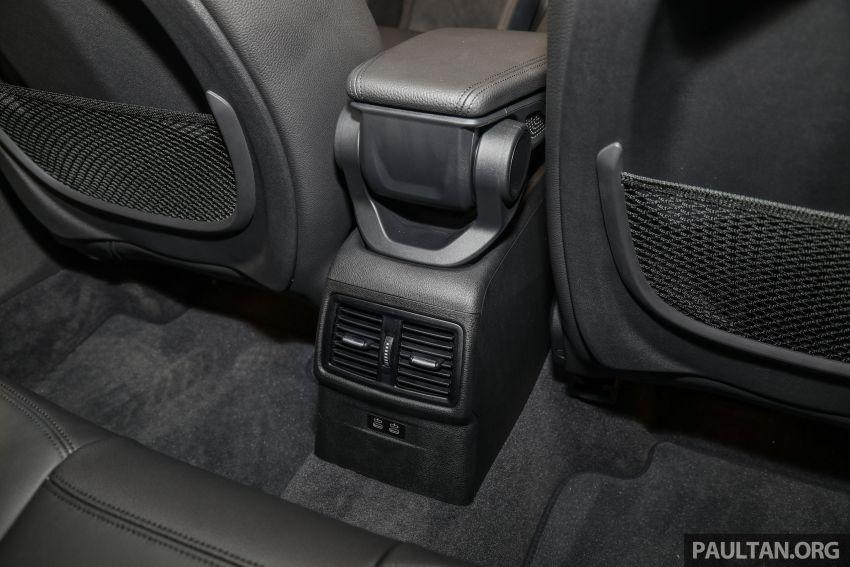 BMW X1 sDrive 18i kini di Malaysia – RM208,368, enjin tiga-silinder 1.5 liter turbo berkuasa 140 PS/220 Nm Image #1152013