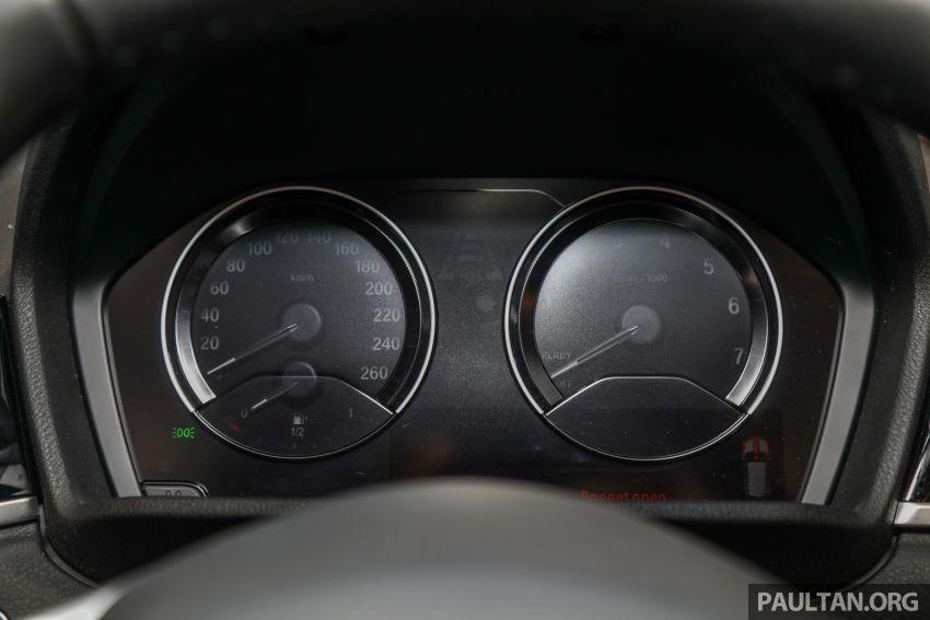 BMW X1 sDrive 18i kini di Malaysia – RM208,368, enjin tiga-silinder 1.5 liter turbo berkuasa 140 PS/220 Nm Image #1151979