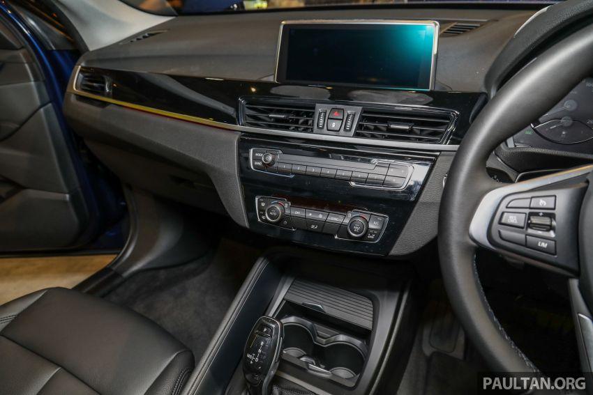 BMW X1 sDrive 18i kini di Malaysia – RM208,368, enjin tiga-silinder 1.5 liter turbo berkuasa 140 PS/220 Nm Image #1151982