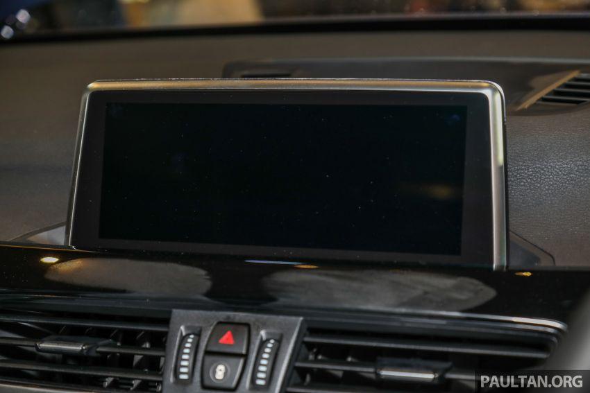 BMW X1 sDrive 18i kini di Malaysia – RM208,368, enjin tiga-silinder 1.5 liter turbo berkuasa 140 PS/220 Nm Image #1151983