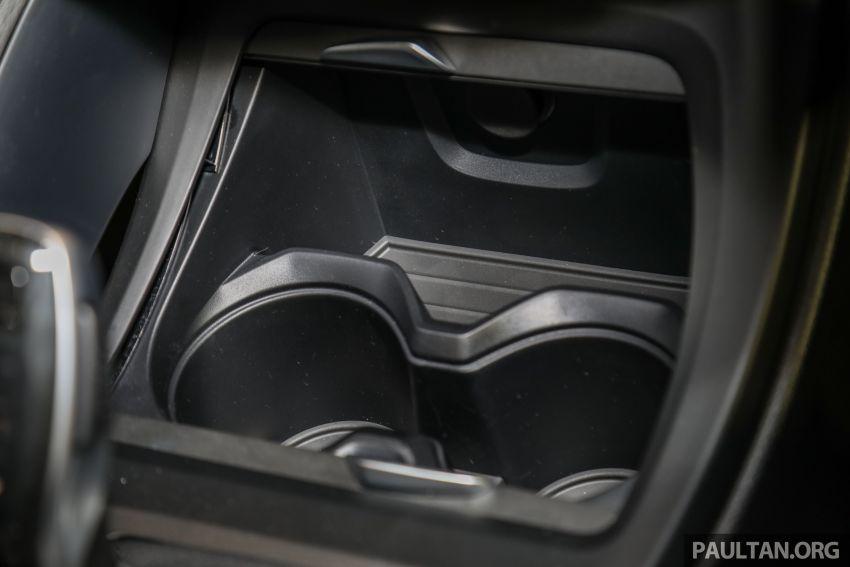 BMW X1 sDrive 18i kini di Malaysia – RM208,368, enjin tiga-silinder 1.5 liter turbo berkuasa 140 PS/220 Nm Image #1151988