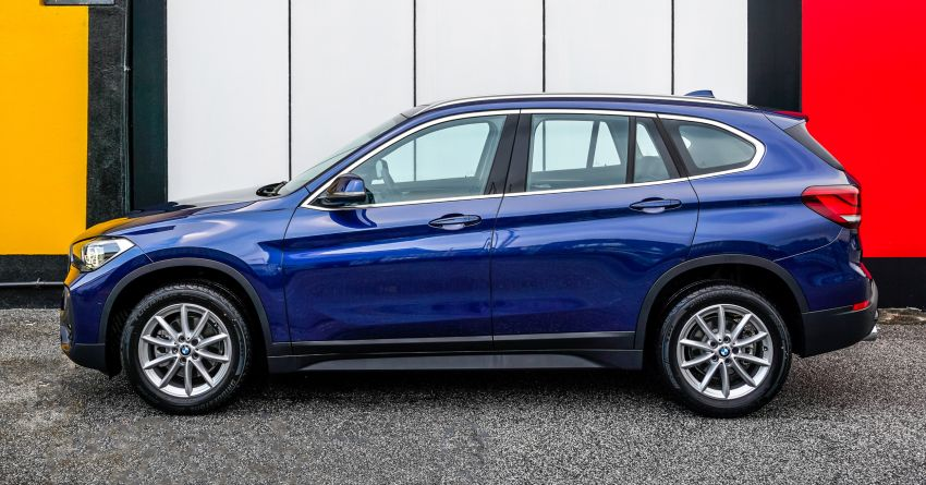 2020 F48 BMW X1 sDrive18i launched in Malaysia – 1.5L turbo three-cylinder with 140 PS; AEB; RM208k Image #1151610