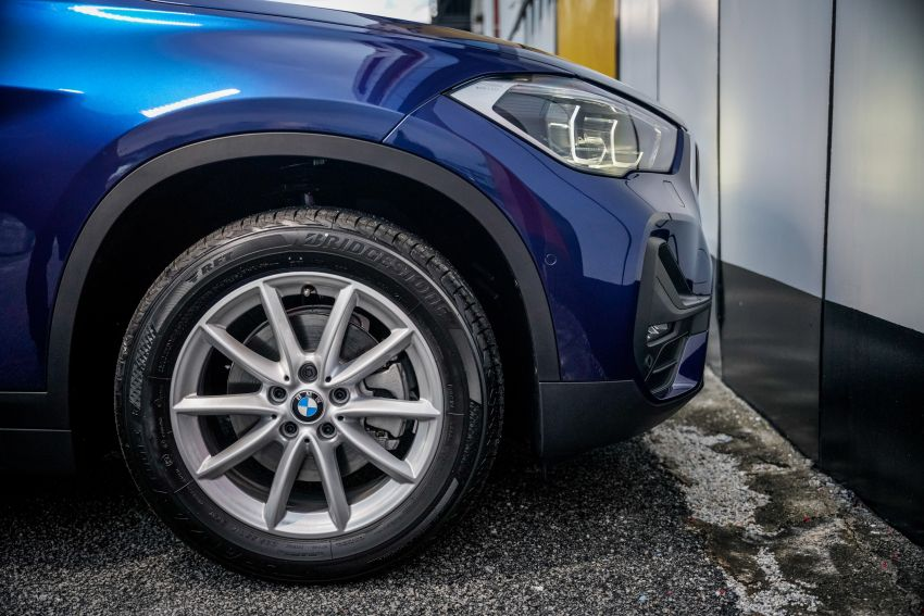 2020 F48 BMW X1 sDrive18i launched in Malaysia – 1.5L turbo three-cylinder with 140 PS; AEB; RM208k Image #1151625