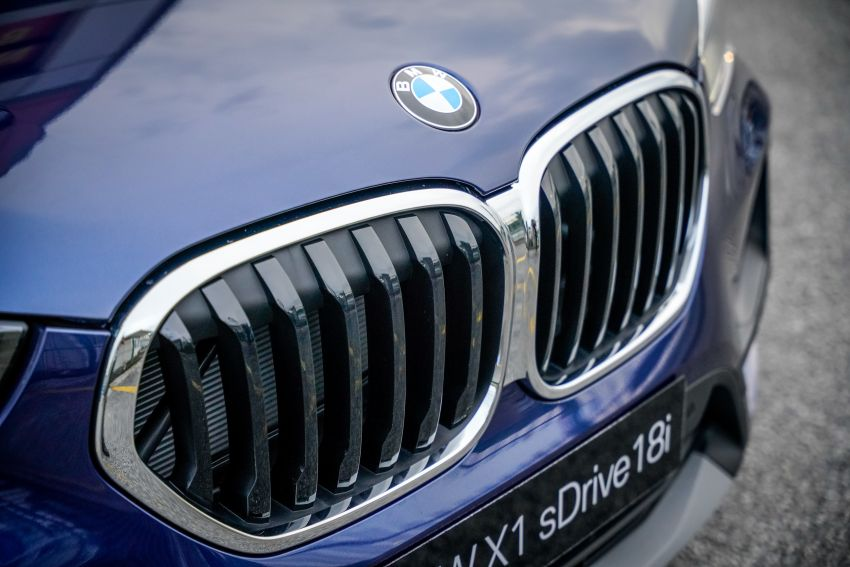 2020 F48 BMW X1 sDrive18i launched in Malaysia – 1.5L turbo three-cylinder with 140 PS; AEB; RM208k Image #1151628