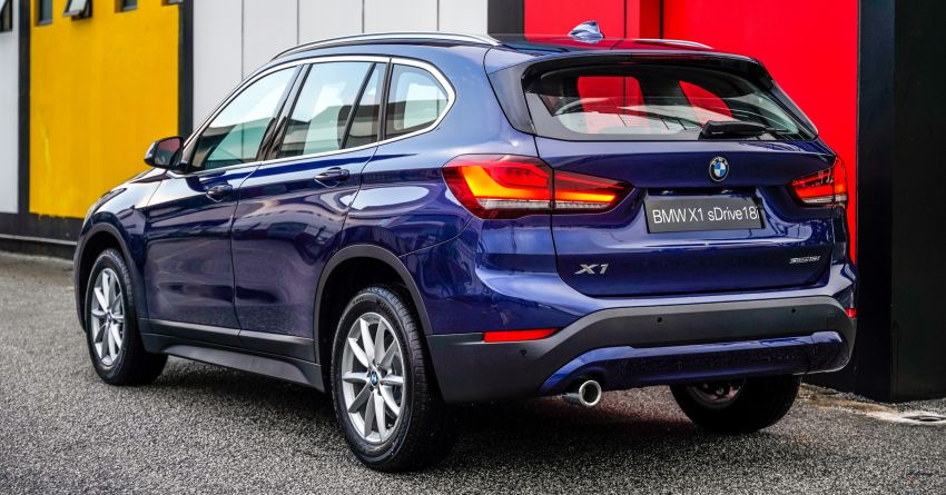 2020 F48 BMW X1 sDrive18i launched in Malaysia – 1.5L turbo three-cylinder with 140 PS; AEB; RM208k Image #1151611