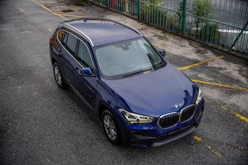 2020 F48 BMW X1 sDrive18i launched in Malaysia – 1.5L turbo three-cylinder with 140 PS; AEB; RM208k Image #1151634