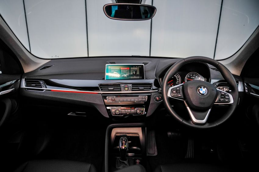 2020 F48 BMW X1 sDrive18i launched in Malaysia – 1.5L turbo three-cylinder with 140 PS; AEB; RM208k Image #1151640