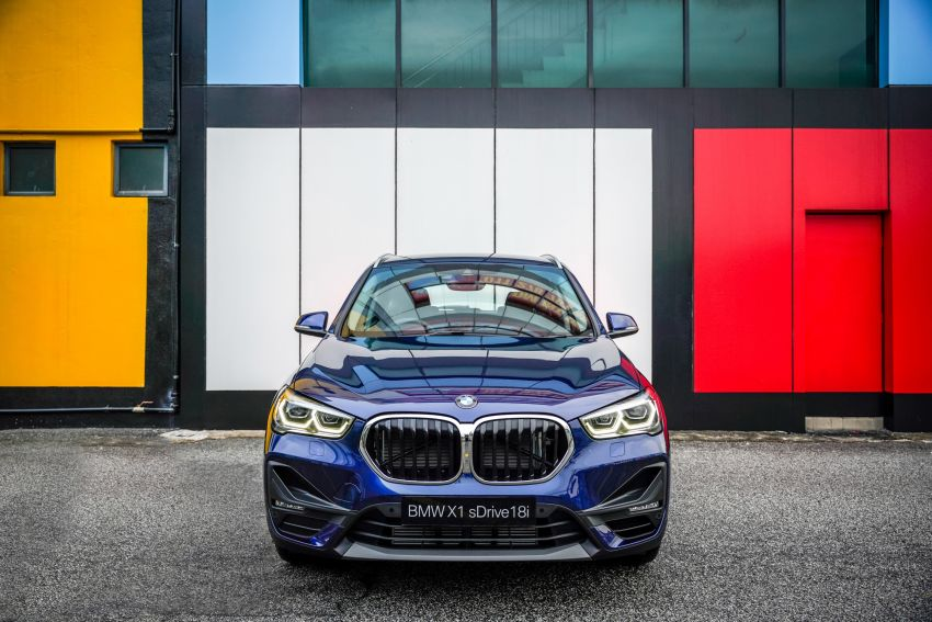 2020 F48 BMW X1 sDrive18i launched in Malaysia – 1.5L turbo three-cylinder with 140 PS; AEB; RM208k Image #1151612