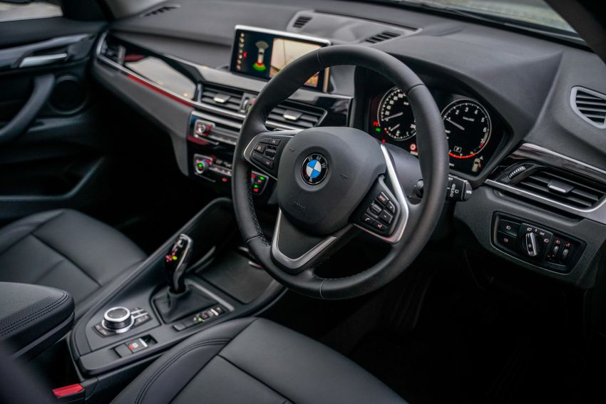 2020 F48 BMW X1 sDrive18i launched in Malaysia – 1.5L turbo three-cylinder with 140 PS; AEB; RM208k Image #1151615