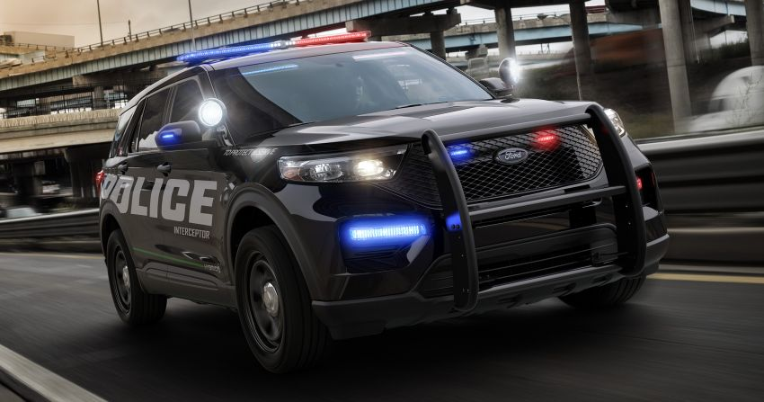 Ford to continue producing, selling Police Interceptors despite being told to rethink relationship with police Image #1144355