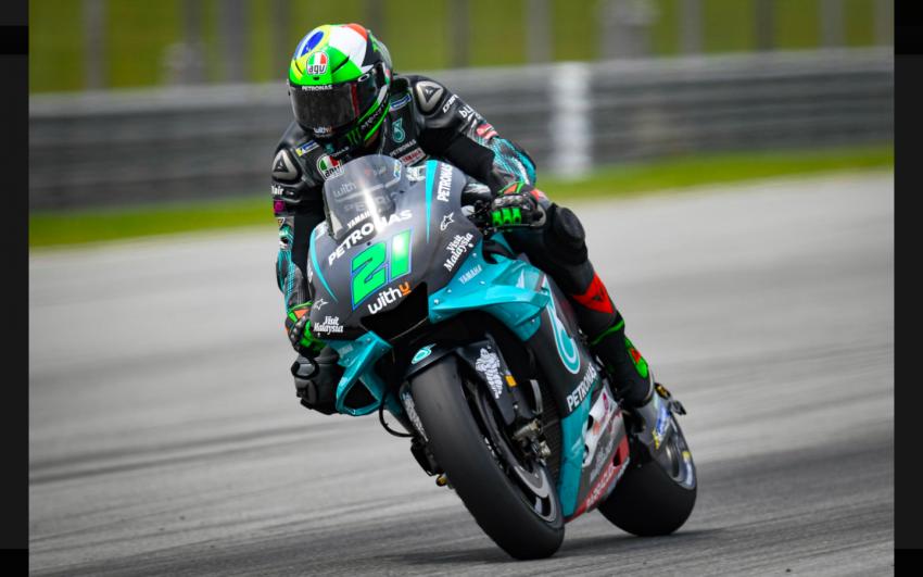 Petronas Sepang Racing Team and Morbidelli looking forward to 2020 MotoGP season start at Jerez, Spain Image #1146967