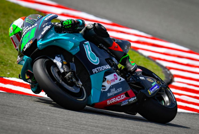 Petronas Sepang Racing Team and Morbidelli looking forward to 2020 MotoGP season start at Jerez, Spain Image #1146985
