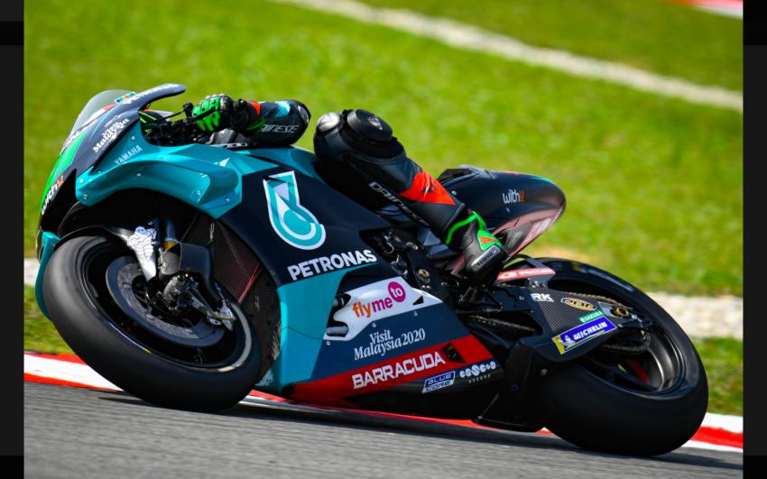 Petronas Sepang Racing Team and Morbidelli looking forward to 2020 MotoGP season start at Jerez, Spain Image #1146996
