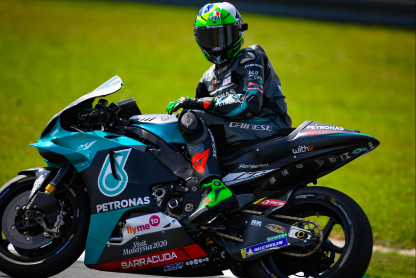 Petronas Sepang Racing Team and Morbidelli looking forward to 2020 MotoGP season start at Jerez, Spain Image #1147027